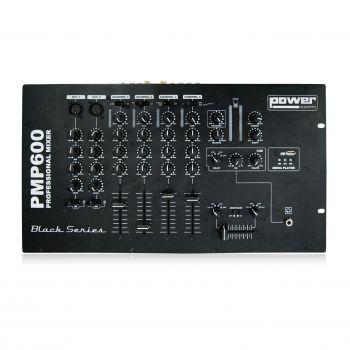 Mixer 7 Entrées Avec USB Player
