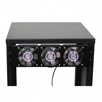 Kit 3 ventilateurs pour rack