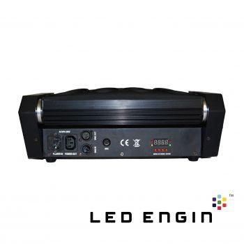 Barre LED RGBW 8x12W