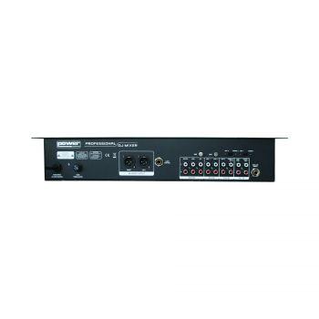Mixer 12 entrées avec USB player