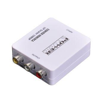 Convertisseur HMDI vers RCA composite