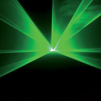 Laser à faisceaux Vert 100MW