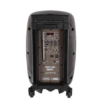 Sono portable 10'' sur batterie + 1 micro main VHF