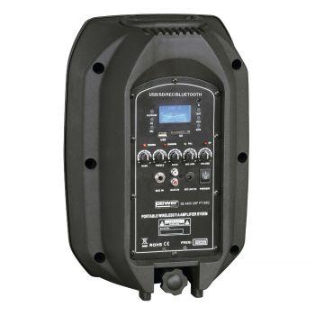 Sono Portable USB + SD CARD + 1 Micro Main UHF + 1 Body Pack Serre-tête + Bluetooth
