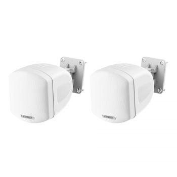 Enceintes d'installation 2'' blanc - Vendues par paire