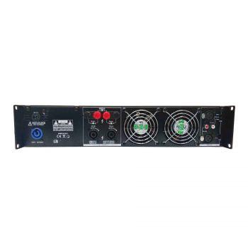Amplificateur 2x1300W RMS sous 4 ohms