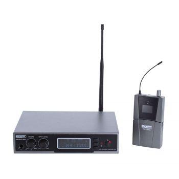 Système sans fil d'in-ear monitoring 823-832 MHz
