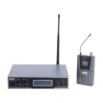 Système sans fil d'in-ear monitoring 863-865 MHz