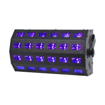 Panneau 24 LEDs UV de 3W