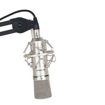 Micro Studio Electret silver