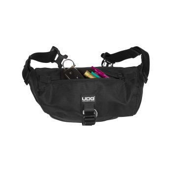 UDG Ultimate Waist Bag Black