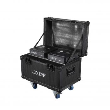 Pack 2 machines à étincelles XL avec Flight