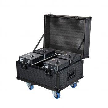 Pack 4 machines à étincelles avec flight