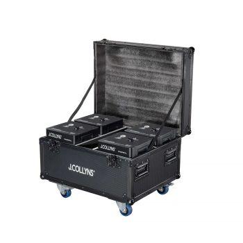 Pack 4 machines à étincelles XL avec flight