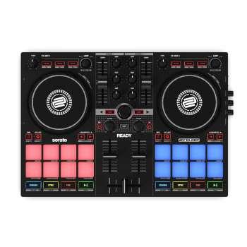 Contrôleur DJ 2 pistes