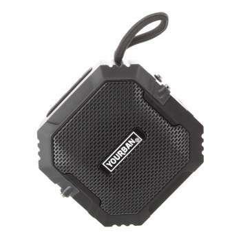 Enceinte Nomade Bluetooth Compacte - Couleur Noire