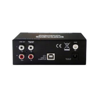 Convertisseur signal analogique en numérique