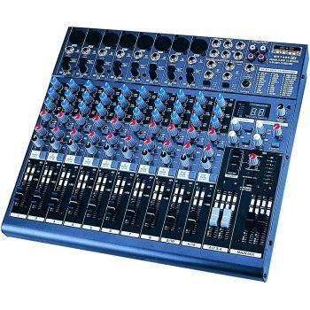 Mixer 10 Voies avec DSP - Livrée avec équerres 19 - MX 1604 FX