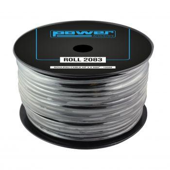 Rouleau Câble Hp 2.5 mm² - 100m
